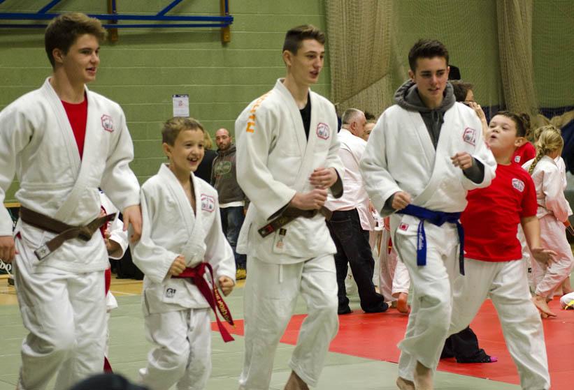 Bristol teams warm up